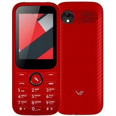 VERTEX D555 Red (РСТ)
