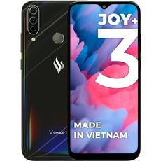Vsmart Joy 3+ 64Gb+4Gb Dual LTE Black (РСТ)