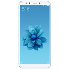 Xiaomi Mi A2 32Gb+4Gb (Global) Blue - Цифрус