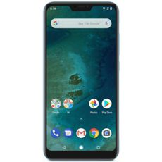 Xiaomi Mi A2 Lite 64Gb+4Gb Dual LTE (Global) Blue - Цифрус