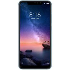 Xiaomi Redmi Note 6 Pro 64Gb+4Gb Dual LTE Blue (Global) - Цифрус