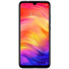 Xiaomi Redmi Note 7 32Gb+3Gb Dual LTE Black - Цифрус