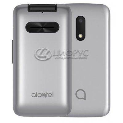 Alcatel 3025X Metallic Silver (РСТ) - Цифрус