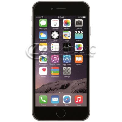 Apple iPhone 6 (A1586) 128Gb LTE Space Gray - Цифрус