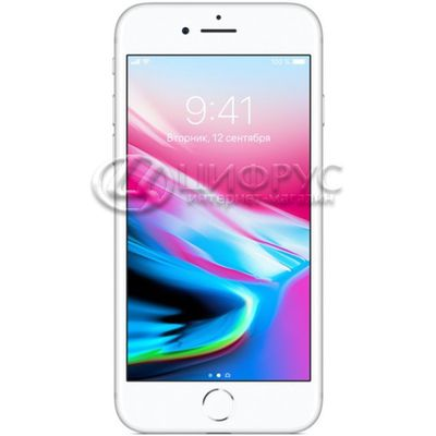 Apple iPhone 8 128Gb Silver - Цифрус