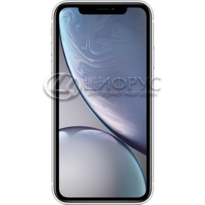 Apple iPhone XR 128Gb (PCT) White - Цифрус