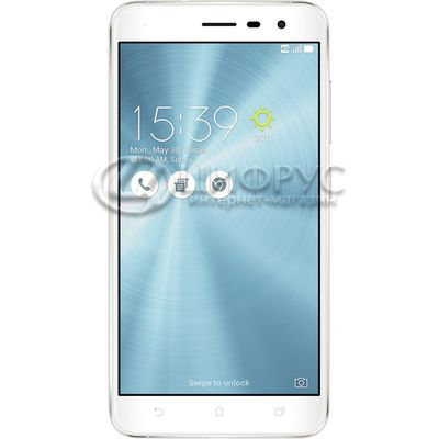 Asus Zenfone 3 ZE552KL 64Gb+4Gb Dual LTE Moonlight White - Цифрус
