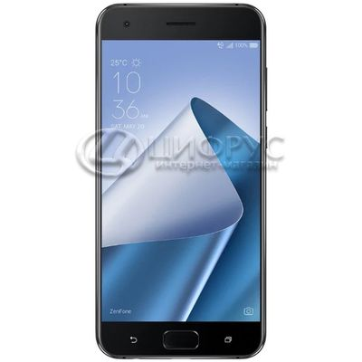 Asus Zenfone 4 Pro ZS551KL 128Gb+6Gb Dual LTE Black - Цифрус
