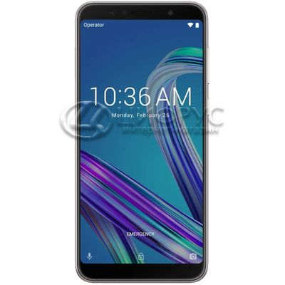 Asus Zenfone Max Pro (M1) ZB602KL 64Gb+4Gb Dual LTE Silver - Цифрус
