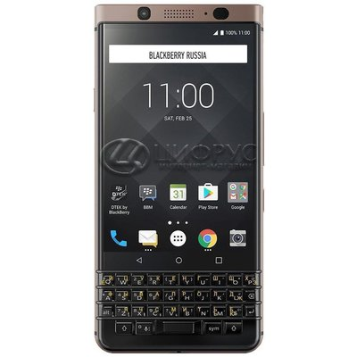 BlackBerry KEYone Bronze Edition Dual sim LTE (РСТ) - Цифрус