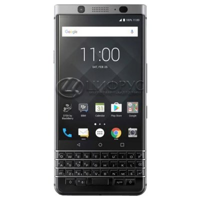 BlackBerry KEYone Silver (РСТ) - Цифрус