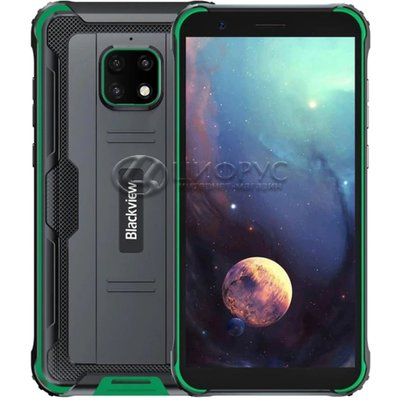 Blackview BV4900 Pro 64Gb+4Gb Dual LTE Green - Цифрус