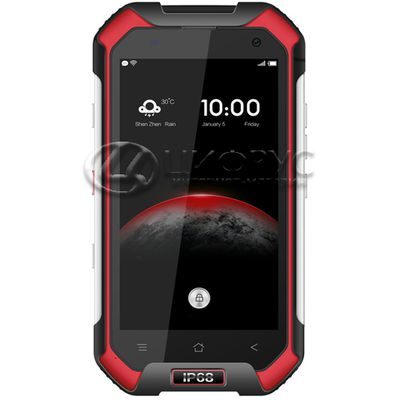Blackview BV6000 32Gb+3Gb Dual LTE Red - Цифрус