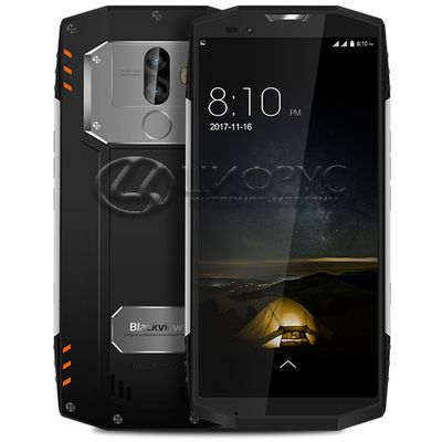 Blackview BV9000 64Gb+4Gb Dual LTE Silver - Цифрус
