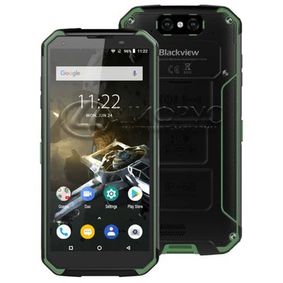 Blackview BV9500 Plus 64Gb+4Gb Dual LTE Green - Цифрус