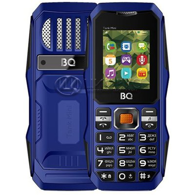 BQ 1842 Tank mini Dark blue - Цифрус