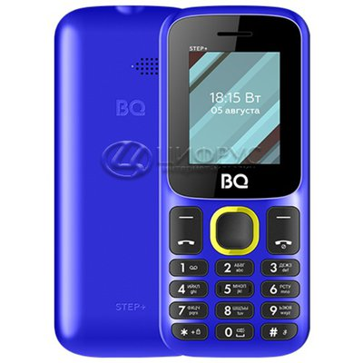 BQ 1848 Step+ Blue Yellow - Цифрус