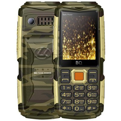 BQ 2430 Tank Power Camouflage Gold - Цифрус