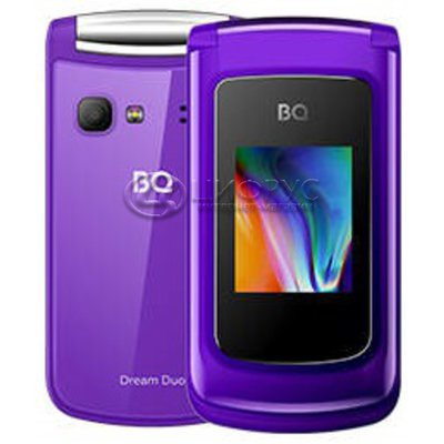 BQ 2433 Dream DUO Mirror Purple - Цифрус