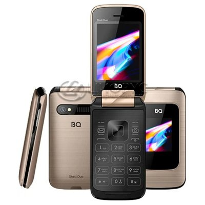 BQ 2814 Shell Duo Gold (РСТ) - Цифрус
