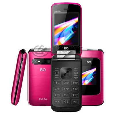 BQ 2814 Shell Duo Pink (РСТ) - Цифрус