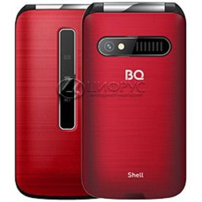 BQ 2816 Shell Red - Цифрус