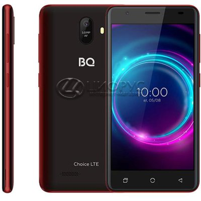 BQ 5046L Choice LTE Red (РСТ) - Цифрус