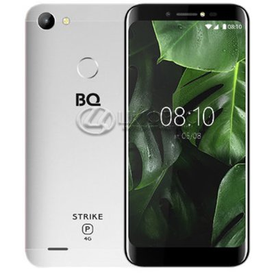 BQ 5514L Strike Power 4G Silver - Цифрус