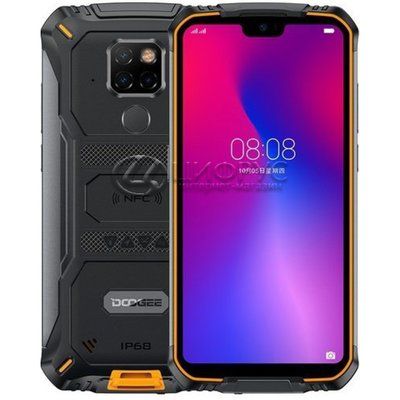 Doogee S68 Pro 6/128Gb Dual LTE Orange - Цифрус