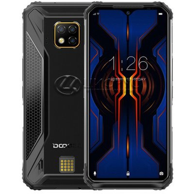 Doogee S95 Pro Standart Version 256Gb+8Gb Dual LTE Black - Цифрус