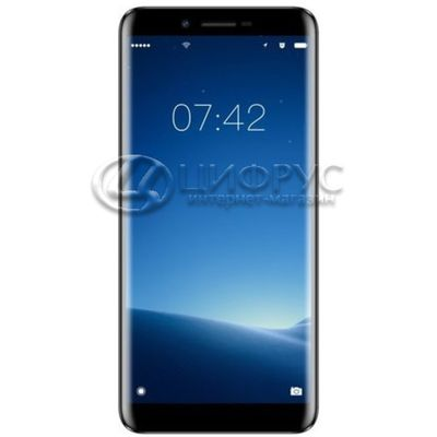 Doogee X60L 16Gb+2Gb Dual LTE Black (РСТ) - Цифрус