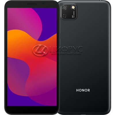 Honor 9S Black (РСТ) - Цифрус