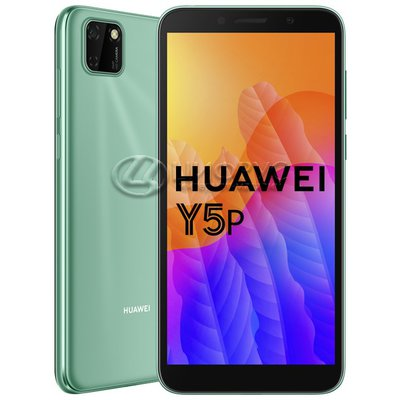 Huawei Y5p 32Gb+2Gb Dual LTE Green (РСТ) - Цифрус