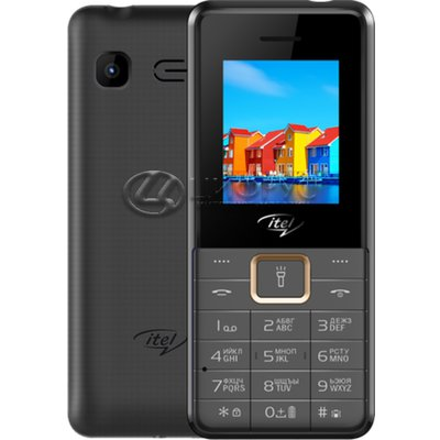 Itel it5606 Elegant Black (РСТ) - Цифрус