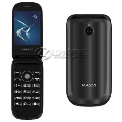 MAXVI E3 Radiance Black (РСТ) - Цифрус