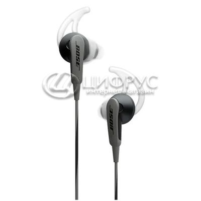 Гарнитура Bose SoundSport In-ear Charcoal Black - Цифрус