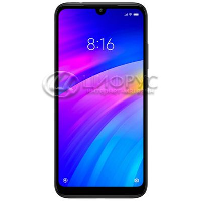Redmi 7 16Gb+2Gb Red - Цифрус