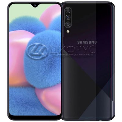 Samsung Galaxy A30s SM-A307F/DS 32Gb Black (РСТ) - Цифрус