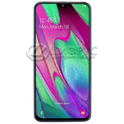 Samsung Galaxy A40 (РСТ) SM-A405F/DS 64Gb LTE White - Цифрус