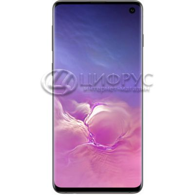Samsung Galaxy S10 SM-G973F/DS 8/128Gb Black (РСТ) - Цифрус
