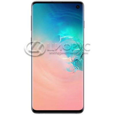 Samsung Galaxy S10 SM-G973F/DS 8/128Gb White (РСТ) - Цифрус