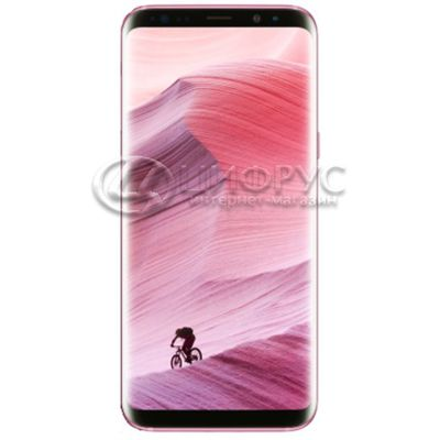 Samsung Galaxy S8 Plus SM-G955F/DS 64Gb Pink (РСТ) - Цифрус