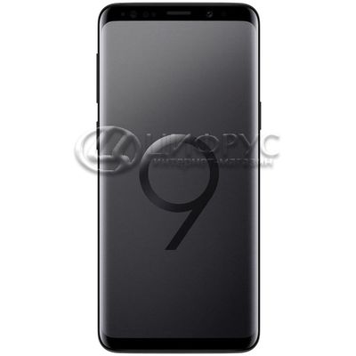 Samsung Galaxy S9 Plus Sm-G965F/DS 64Gb Dual LTE Black - Цифрус