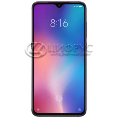 Xiaomi Mi 9 128Gb+8Gb Dual LTE Violet (Global) - Цифрус