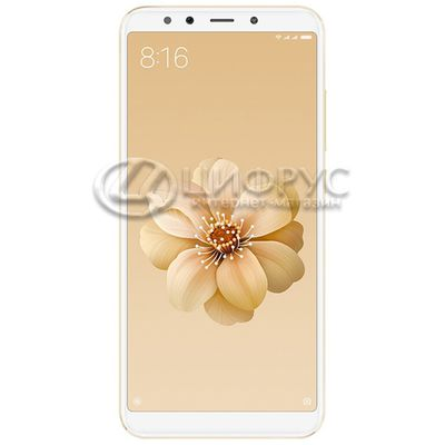 Xiaomi Mi A2 32Gb+4Gb (Global) Gold - Цифрус